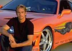 paul walker fast&furios