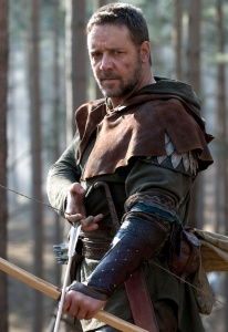 "RUSSELL CROWE stars in ""Robin Hood"", the epic action-adventure about the legendary figure whose exploits have endured in popular mythology and ignited the imagination of those who share his spirit of adventure and righteousness."