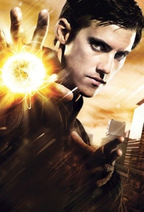 Als Peter Petrelli in Heroes (NBC Photo)
