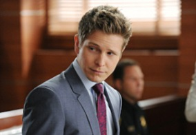 """Feeding the Rat""--Matt Czuchry as Cary Agos, on THE GOOD WIFE, Sunday, Oct. 16 (9:00-10:00 PM, ET/PT) on the CBS Television Network. Photo: David M. Russell/CBS ©2011 CBS Broadcasting Inc. All Rights Reserved. #GoodWife"