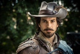 Picture shows: Aramis (SANTIAGO CABRERA)