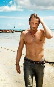 Matthias Schoenaerts shirtless 2