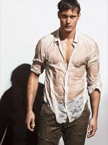 alexander skarsgard wet shirt