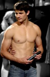 james-lafferty-shirtless